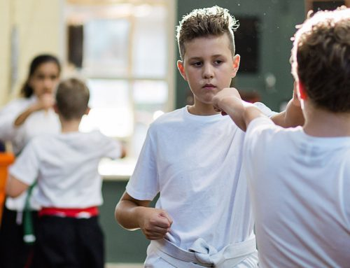 4 Basic Skills Kids Should Learn From Karate