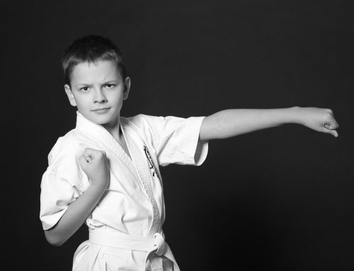 Understanding the Karate Uniform or Gi
